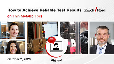 How to Achieve Reliable Test Results on Thin Metallic Foils