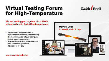 Virtual Testing Forum for High-Temperature Testing