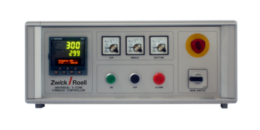 Universal 3-zone furnace controller