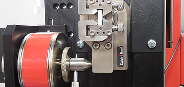 Dynstat flexure and impact bending test, DIN 53435