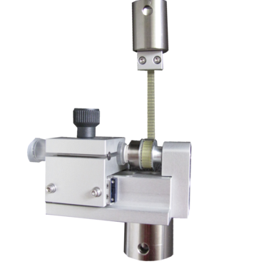 Test fixture for tip cap breakaway torque with a single-axis testing machine