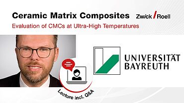 Lecture - Evaluation of CMCs at Ultra-High Temperatures