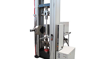 High-temperature testing system