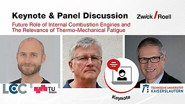 Keynote Speech - Thermo-Mechanical Fatigue Testing