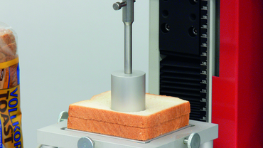 Special die – strength of bread to AACC, Bloom hardness